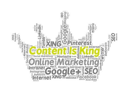 8 raisons pour lesquelles le contenu est toujours roi en marketing digital