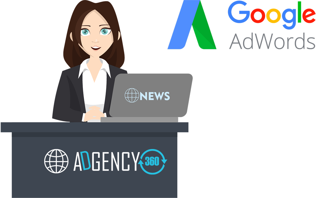 Actualite Adwords - Agence Web
