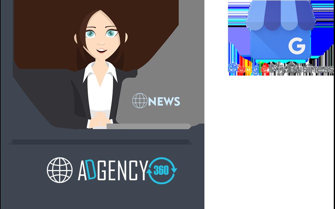 Actualité Google My Business