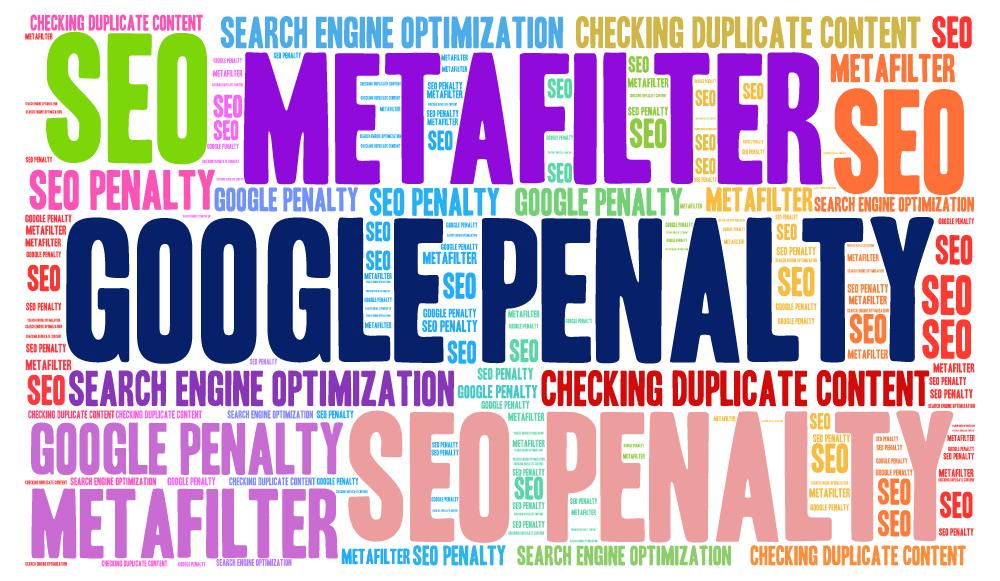 Les pénalités Google : Faire le bon diagnostic & préparer la sortie de pénalité (2/2)