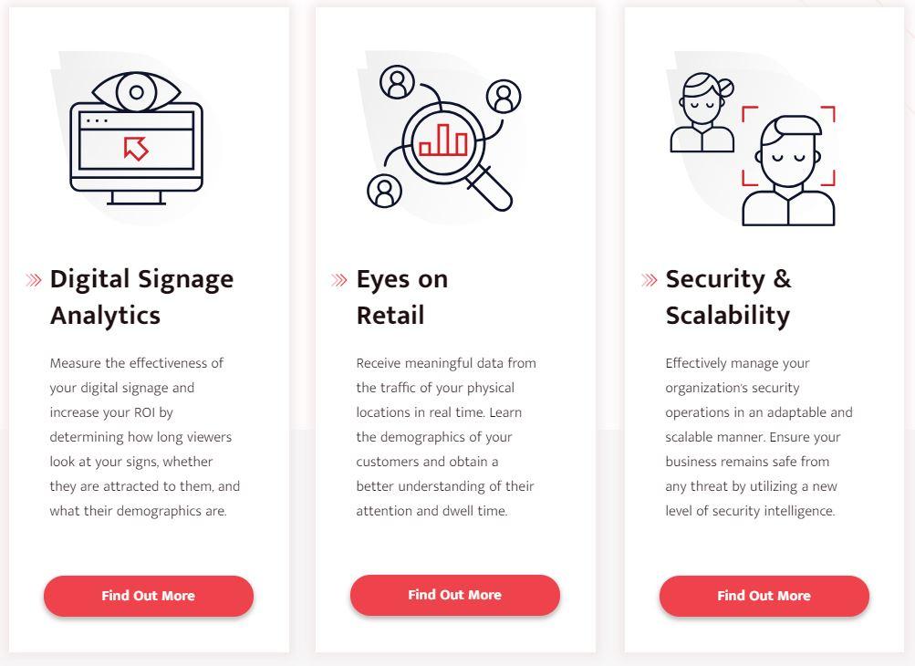 RedFalcon AI services