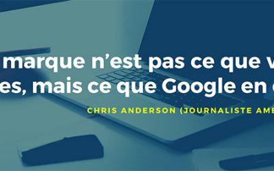 Comment contrôler les résultats de recherche Google sur votre identité ?
