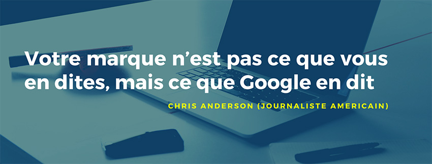 Google réputation