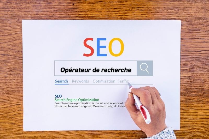 Les opérateurs de recherche acceptés par Google pour doper votre SEO